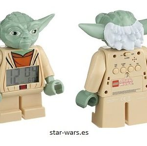 LEGO Kids 9003080 Star Wars Yoda alarm clock
