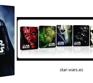 Prod Star Wars - Saga completa