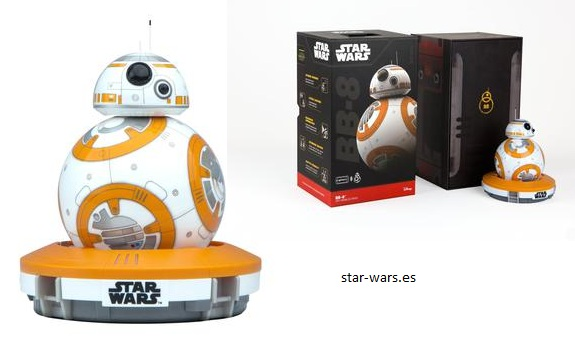 star-wars-productos-robot-droide-bb8